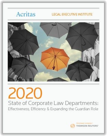 2020 State of Corporate Law Departments PDF
