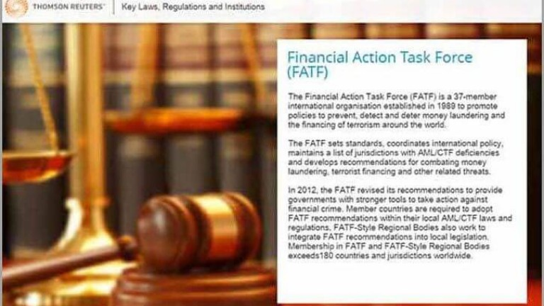 anti-money laundering (aml training) | thomson reuters legal
