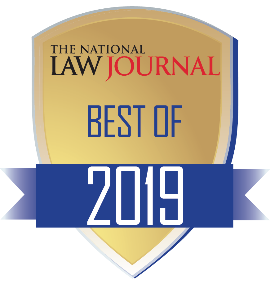 The National Law Journal - Best of 2019 Westlaw