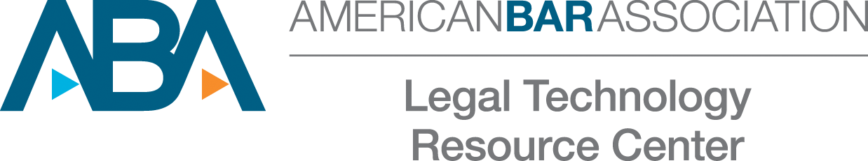 American Bar Association - Legal Technology Resource Center Logo