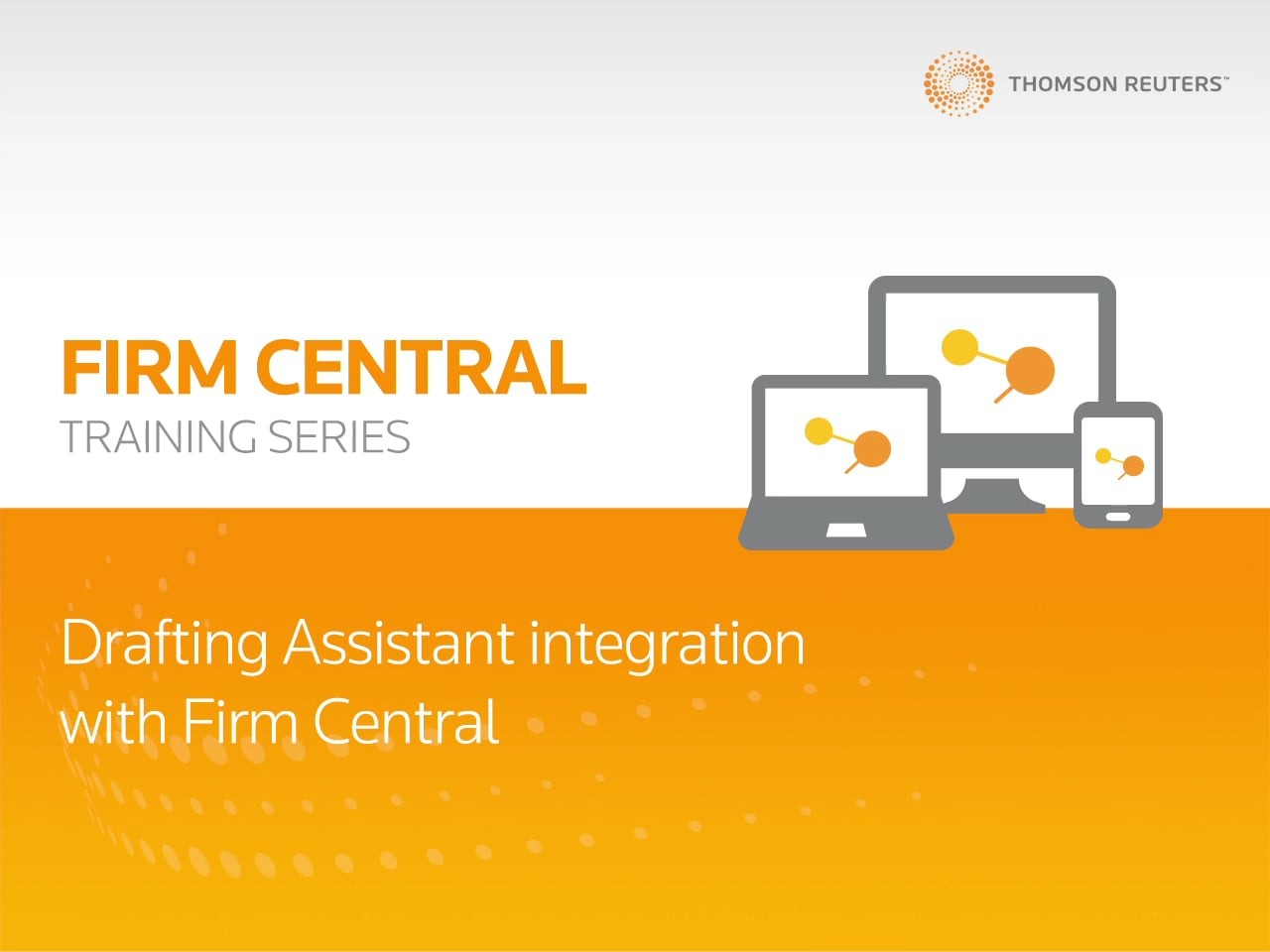 Drafting Assistant integration with Firm Central