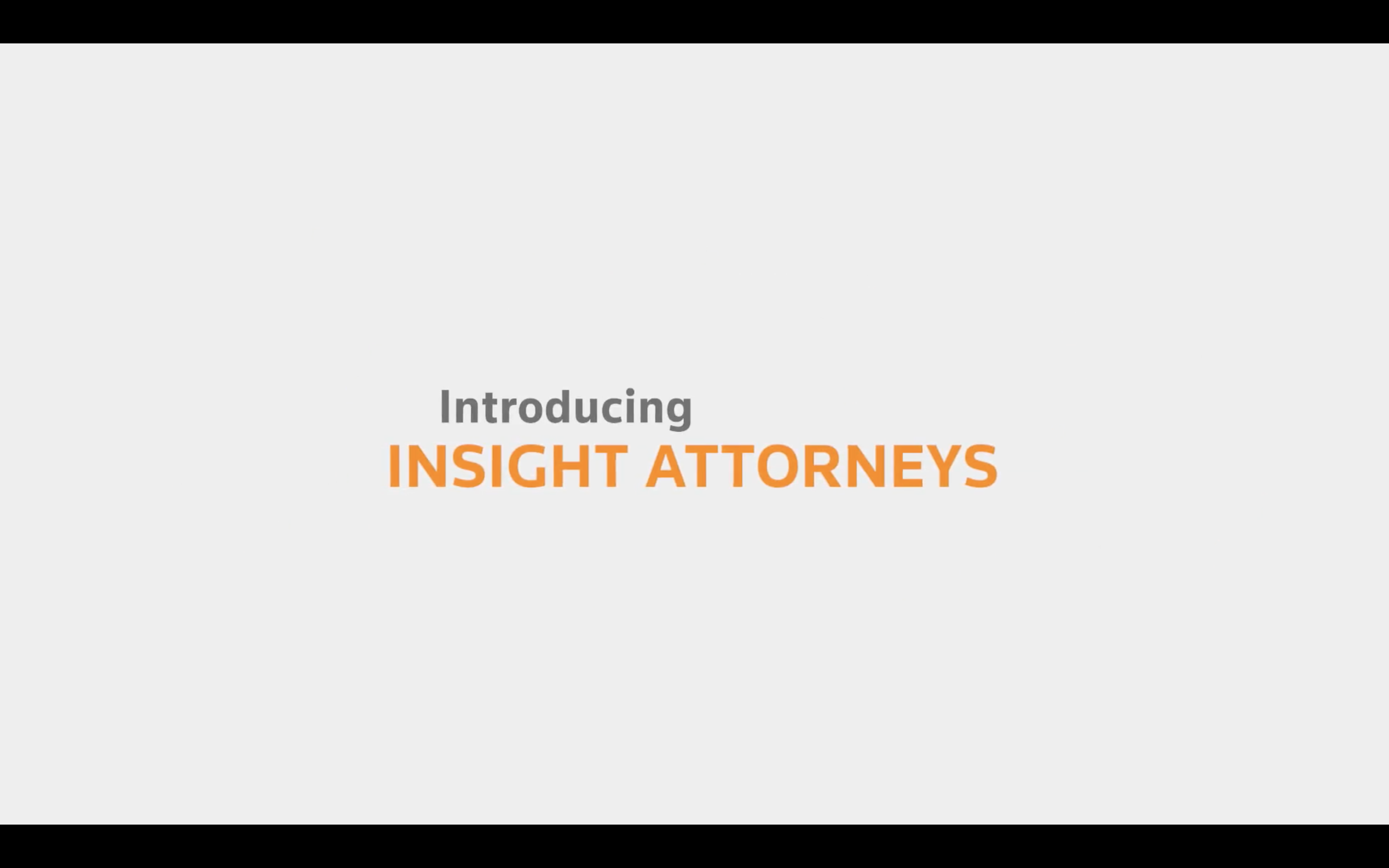 Introducing Insight Attorneys