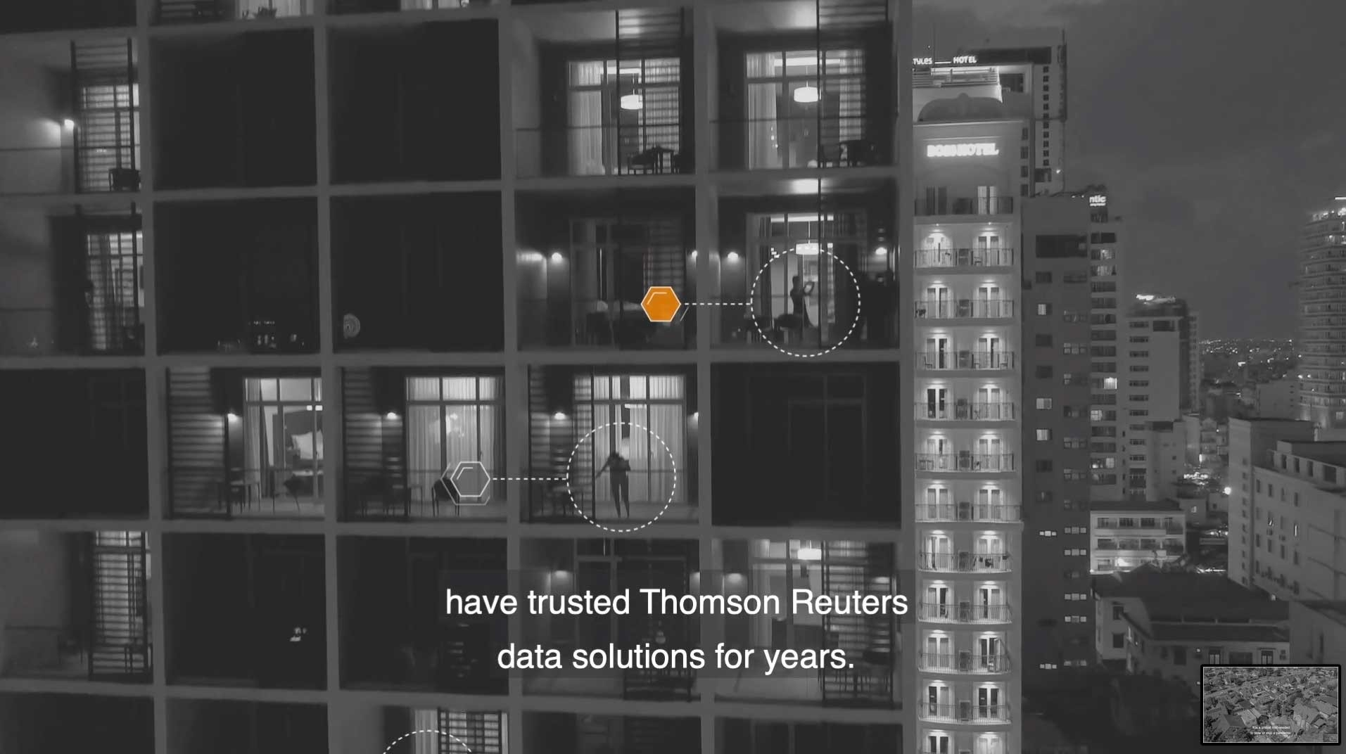 Thomson Reuters Contact Trace